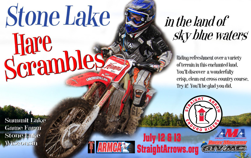 Stone Lake Enduro 2014